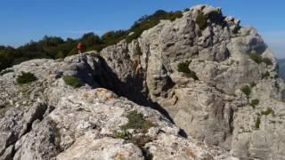 Le sentier cathare (GR 367) de Port-La-Nouvelle à Foix