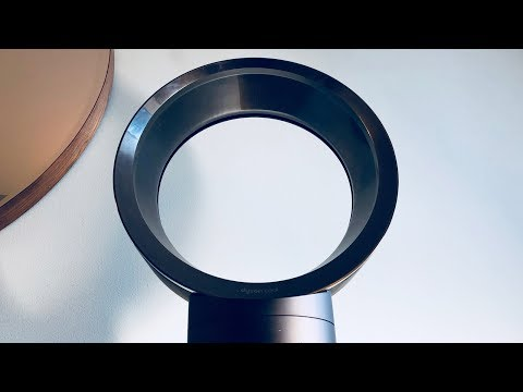 How to (really) clean a Dyson Fan