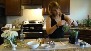 Pesto De Cilantro Y Nueces. Marynelly Cocina Conmigo.