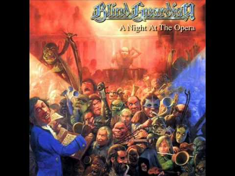 Blind Guardian - Battlefield with lyrics