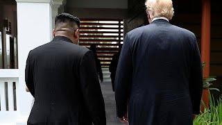 Trump-Kim: vitatott eredmények
