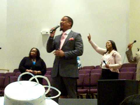 That's Just The Way The Father is ft Troy Bright Kurt Carr & The Kurt Carr Singers Live