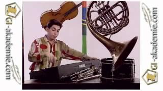 Уроки музыки - Урок  5 -- что такое тональность?