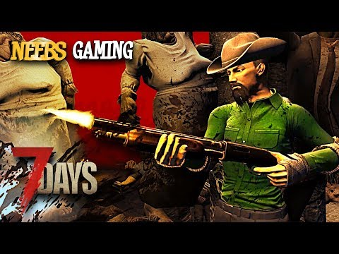 7 Days to Die - THE HORDE!