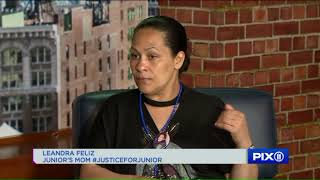 Mother of `Junior` Guzman-Feliz on her son`s legacy