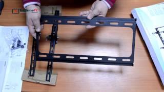 видео Кронштейн для телевизора ITech PB4T