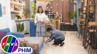 image THVL | Bí mật quý ông - Tập 163[1]: Quỳnh vui mừng vì nghĩ Lâm cầu hôn mình