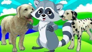 Симулятор Собаки Онлайн Игровой мультик для детей про Жизнь Маленькой СОБАКИ