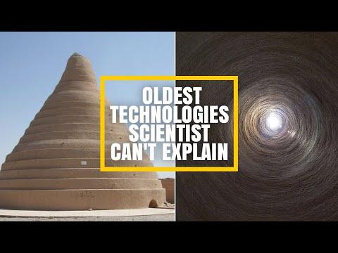 Top 10 Oldest Technologies Scientist Can't Explain