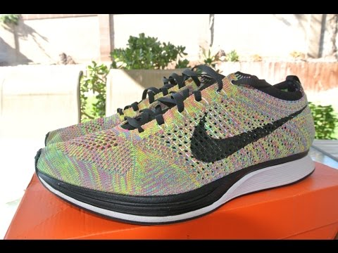 b22af819da4f ... cheap kof mailbox archives nike flyknit racer multicolor 1.0 from 2013  youtube 6da8b 893ea