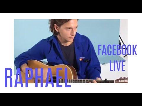 RAPHAEL HAROCHE  ANTICYCLONE LIVE FACEBOOK