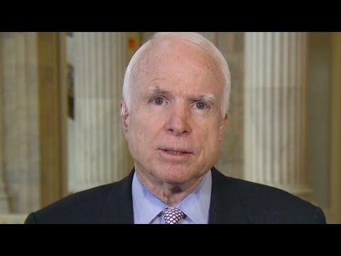 McCain: We can