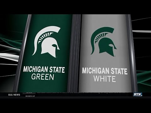 Michigan State Spring Football Highlights