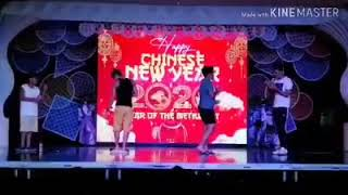 CHINESE NEW YEAR 2020: TIKOY AND HOPIA EATING CONTEST - ICM TAGBILARAN