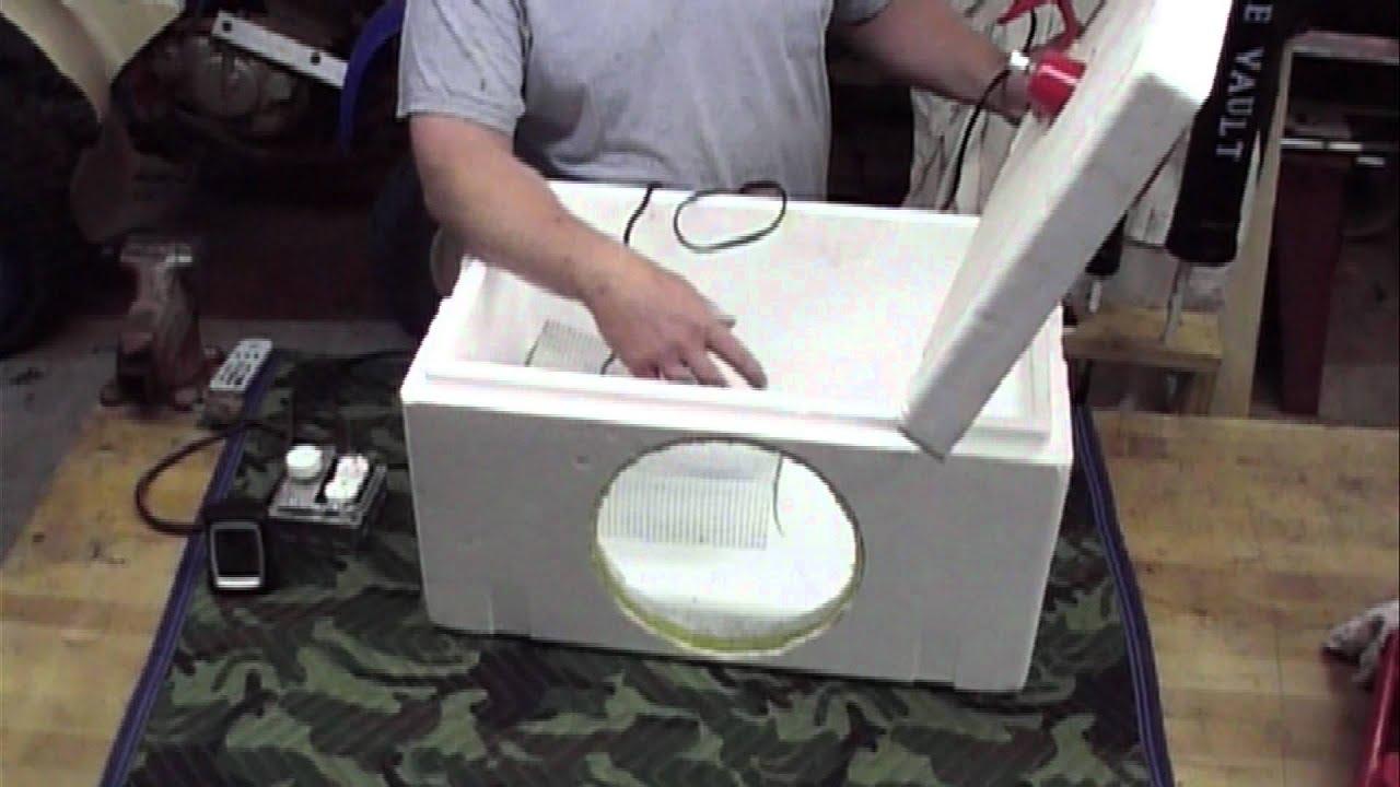 How to Make a Simple Homemade Incubator for Chicks