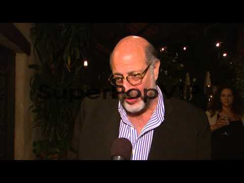 INTERVIEW - Fred Melamed on his projects at Celebrities A...
