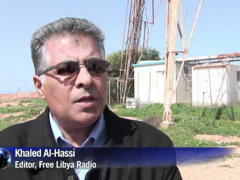 Free Benghazi radio takes over eastern Libya airwaves