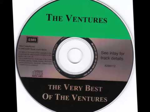 The Ventures - Sleep Walk