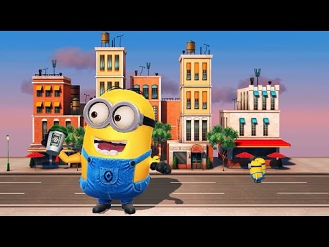 Despicable Me 2: Minion Rush Downtown Part 27
