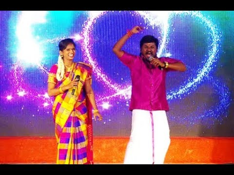 Senthil Rajalakshmi Madurai Show Full Video Part 01 | G green Channel