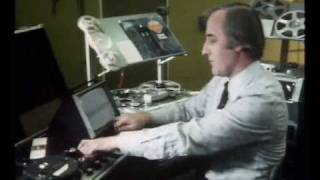 Dr Who - Dick Mills & Brian Hodgson on Pebble One