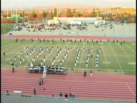 Nogales High School Regiment WBA 2009