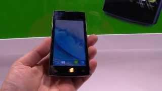 Esense S4x - Dünnstes Smartphone der Welt