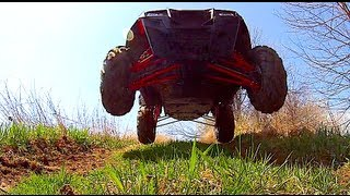 PowerModz buys the 2013 Polaris RZR 900XP and puts it through the paces on the first day.