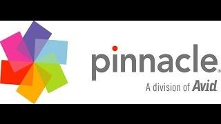 уроки Pinnacle #2