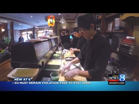 XO Asian Cuisine Reopens To Surprise Health Inspection