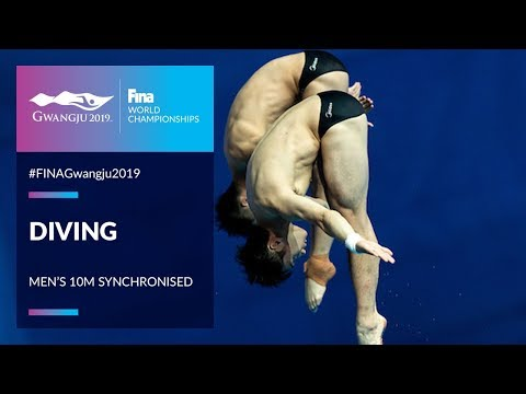 Diving - Men's 10m Synchronised   Top Moments   FINA World Championships 2019 - Gwangju