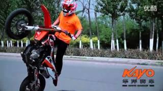 kayo k6 2015 250cc injection engine part 2