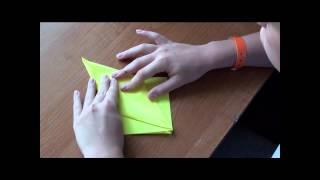 nashydetky.com Оригами. Рыбка (видеоурок).wmv