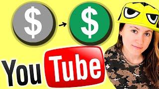 монетизация Как включить монетизацию на своём канале // Монетизация YouTube через AdSense