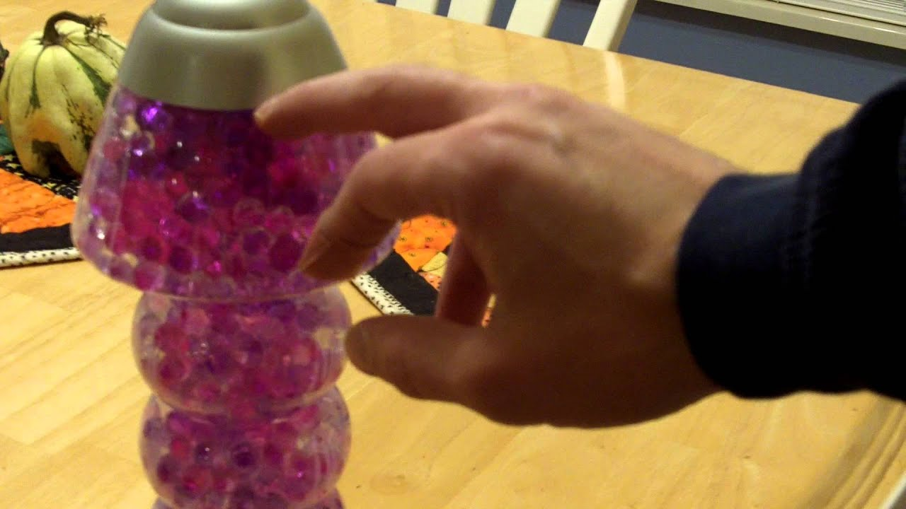 Orbeez Mood Lamp Is Fun For The Whole Family Part 3 Youtube