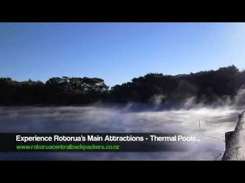 Promotional video #0 for Rotorua Central Backpackers