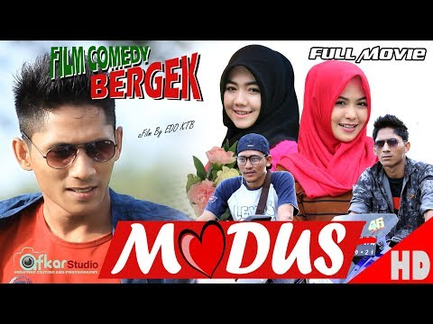 Film Comedy BERGEK - CINTA MODUS  Full Movie HD Quality 2017