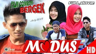 Video Film Comedy BERGEK - CINTA MODUS  Full Movie HD Quality 2017 download MP3, 3GP, MP4, WEBM, AVI, FLV Oktober 2018