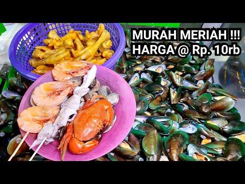 BISNIS LARIS MANIS !!! SEHARI ABIS SATU GEROBAK - JAKARTA STREET FOOD - KULINER INDONESIA