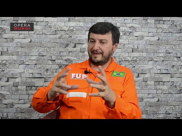 Defender a greve é lutar contra privatização da Petrobras.