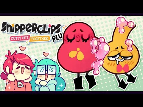 TOO MUCH JUNK / Snipperclips Plus / Jaltoid Games