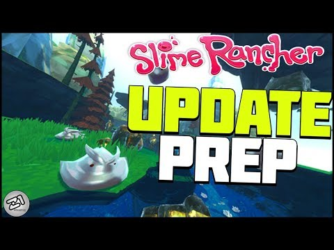 Preparing For Mochi Megabucks UPDATE! Slime Rancher Gameplay