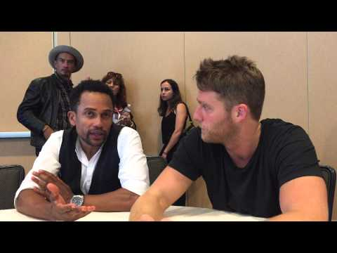 Comic Con 2015: Hill Harper and Jake McDorman preview LIMITLESS on CBS streaming vf