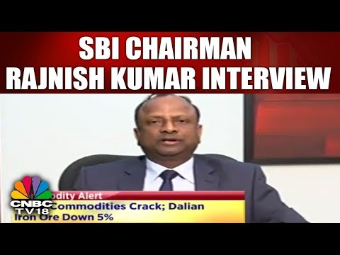 SBI Chairman Rajnish Kumar Says 'Power a Stressed Sector for Entire Industry' | CNBC TV18
