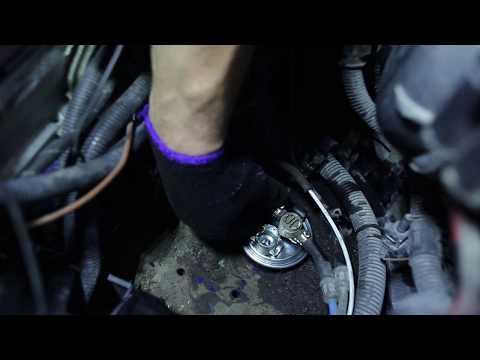 Jak wymienić Filtr paliwa w VW TRANSPORTER T4 [TUTORIAL]