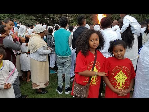 Meskel Demera Celebration in Seattle Washington 2017