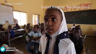 Unicef aumenta fondos para educación de niños ante COVID-19