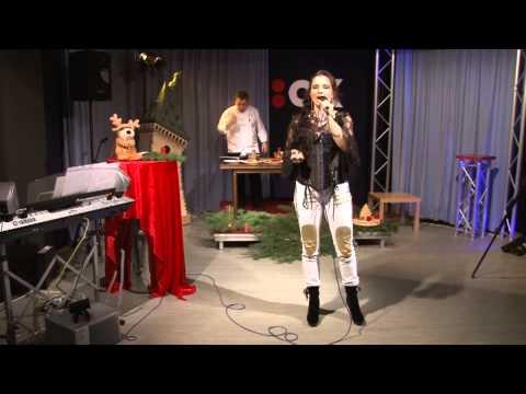 Liveauftritt bei der Weihnachtssendung des OK Speyer ,,We love music,, Yvonne Held - Merry Christm