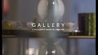 Shopping Duty Free en Andorre : la boutique de luxe Gallery en vidéo