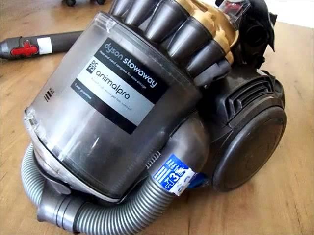 Пылесос дайсон dc23 animal pro как почистить фильтр dyson dc62
